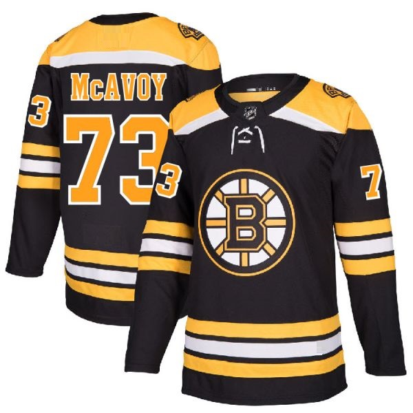 BOSTON BRUINS BLACK 2020 - McAvoy