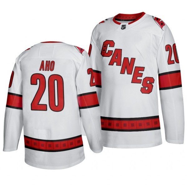 CAROLINA HURRICANES WHITE - Aho
