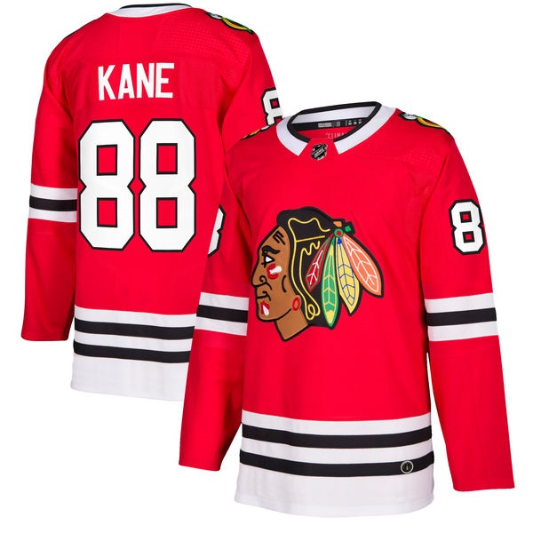 CHICAGO BLACKHAWKS RED - Kane