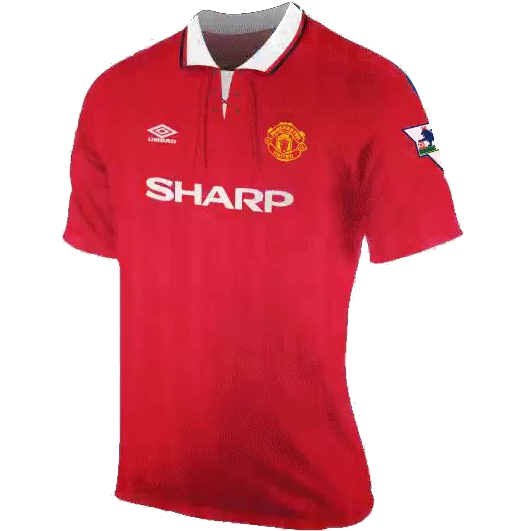 MANCHESTER UNITED 1992-93 HOME