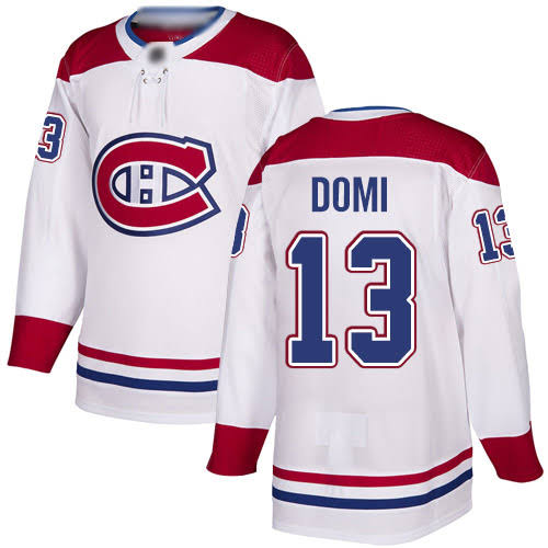 MONTREAL CANADIENS WHITE - Domi; Price