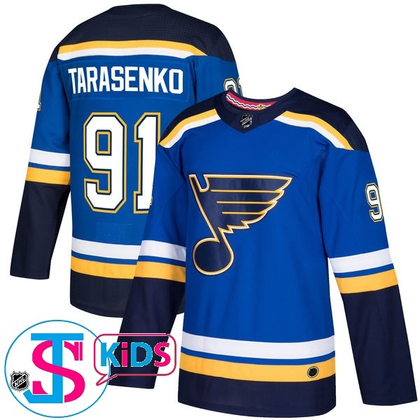 "ST LOUIS BLUES BLUE ""Kid"" - Tarasenko; O'Reilly"