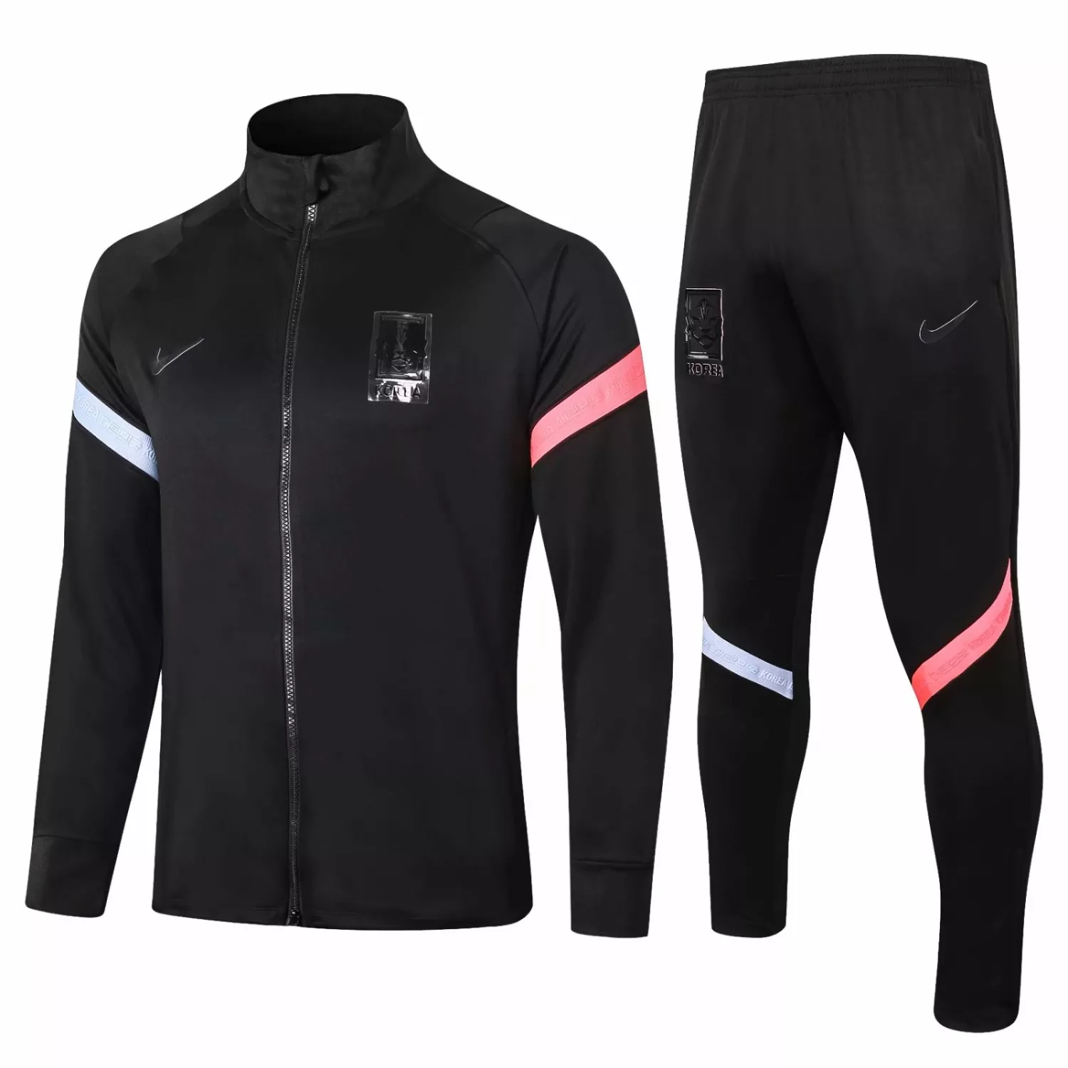 "SOUTH KOREA BLACK-PINK ""Tracksuit"" – 2020-21"