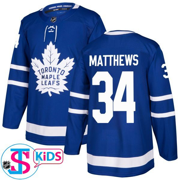 "TORONTO MAPLE LEAFS BLUE ""Kid"" - Matthews; Marner"